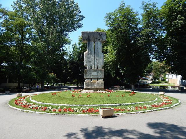 Imagini pentru Caracal monumentul 1848
